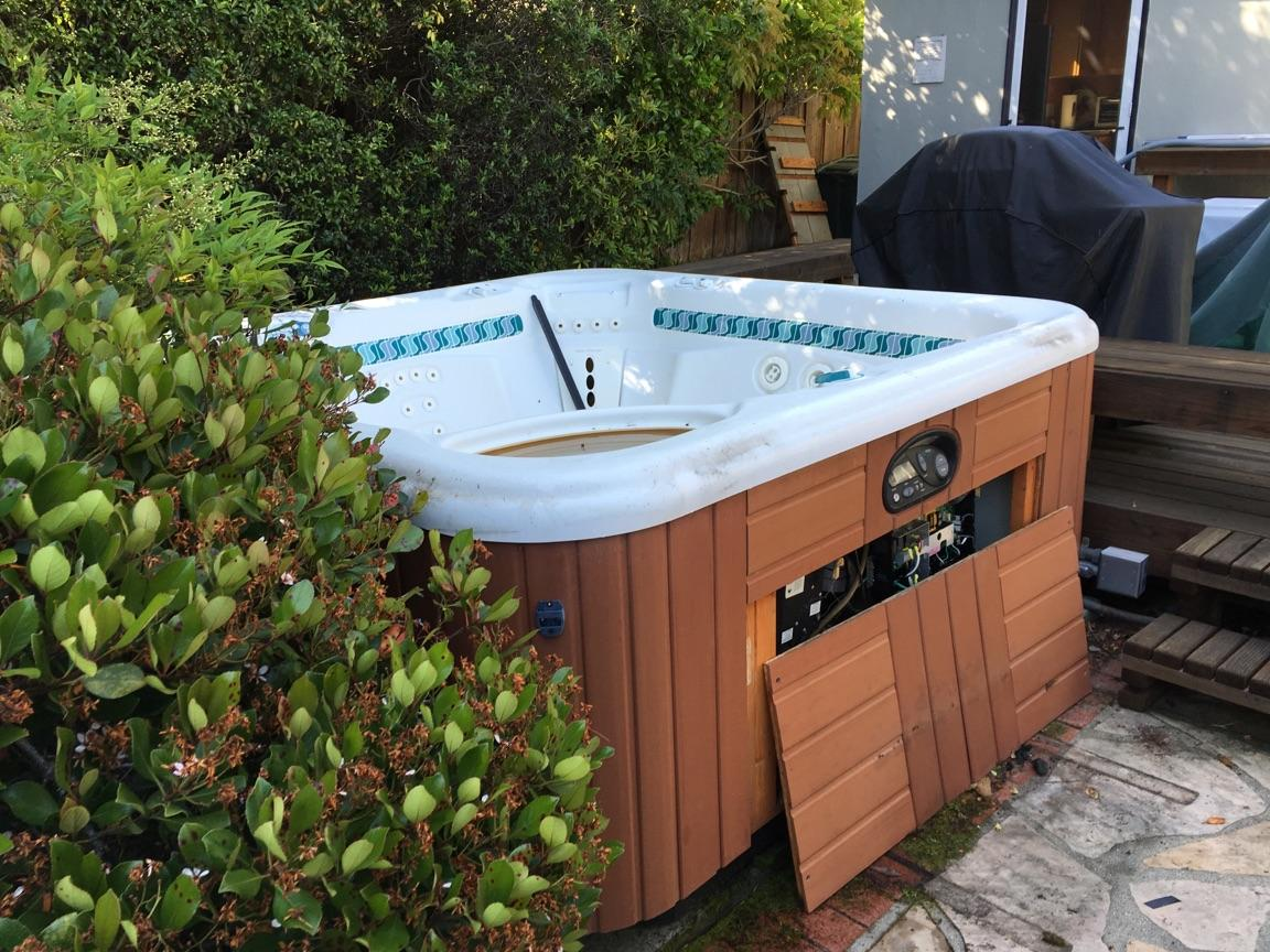 What are some highly rated hot tubs according to experts?