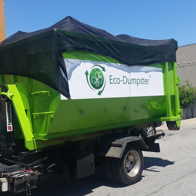 An Eco-Dumpster®