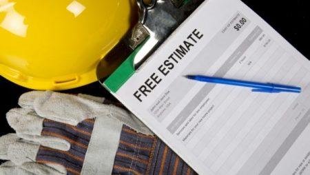 junk removal estimate form