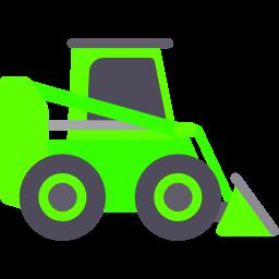 tractor skidsteer bobcat loader