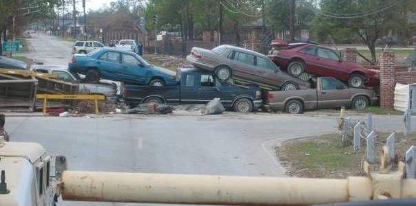 Natural disaster clean up, tips from a Hurricane Katrina Volunteer